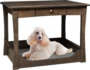 deluxe pet lounge with pad