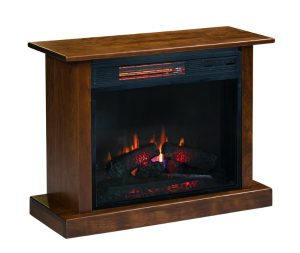 502 mission style fireplace