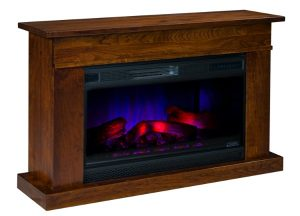 509 mission style fireplace